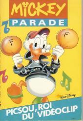 Mickey Parade -138- Picsou, roi du vidéoclip