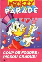 Mickey Parade -141- Coup de foudre: Picsou craque