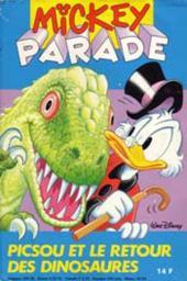 Mickey Parade -143- Picsou et le retour des dinosaures