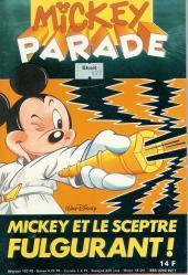 Mickey Parade -146- Mickey et le sceptre fulgurant !