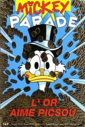 Mickey Parade -155- L'or aime Picsou