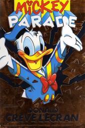 Mickey Parade -156- Donald crève l'écran
