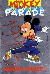 Mickey Parade -157- Un naufragé dans le cosmos