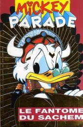 Mickey Parade -160- Le fantôme du sachem