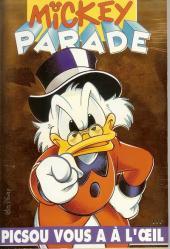 Mickey Parade -169- Picsou vous a à l'œil