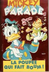 Mickey Parade -178- La poupée qui fait boum !