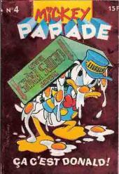 Mickey Parade -208- Ça c'est Donald ! (N°4)