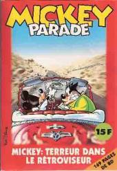 Mickey Parade -231- Mickey: terreur dans le rétroviseur