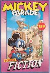 Mickey Parade -234- Science fiction