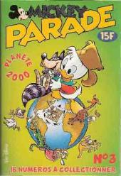 Mickey Parade -238- Planète 2000 (N°3)
