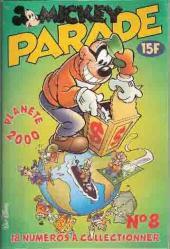 Mickey Parade -243- Planète 2000 (N°8)
