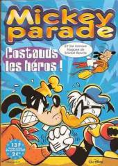 Mickey Parade -255- Costauds les héros