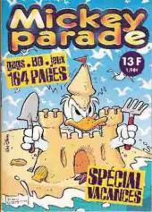 Mickey Parade -259- Spécial vacances