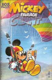 Mickey Parade -280- Chauffe, Donald ! : Donald télépathe ou psychopathe