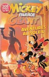 Mickey Parade -292- Aventures au soleil