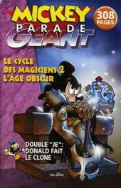 Mickey Parade -303- Le Cycle des magiciens 2 - L'Âge obscur