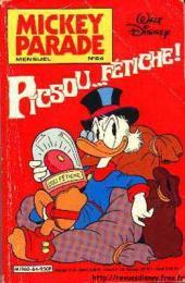 Mickey Parade -64- Picsou... fétiche !