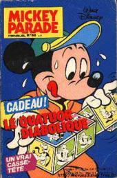Mickey Parade -88- Le quatuor diabolique