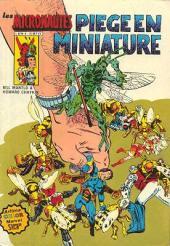 Les micronautes (Arédit) -6- Piège en miniature