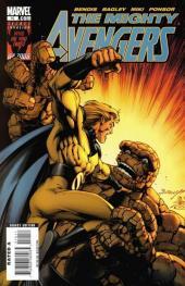 Mighty Avengers (The) (2007) -10- Doom's castle