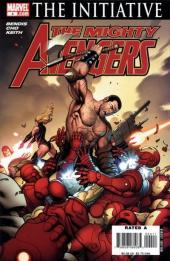 Mighty Avengers (The) (2007) -4- The Mighty Avengers