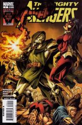 Mighty Avengers (The) (2007) -9- Doom's castle