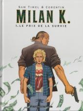 Milan K. -1- Le prix de la survie