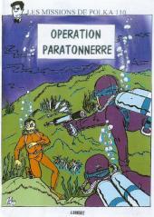 Les missions de Polka 110 -1- Opération paratonnerre