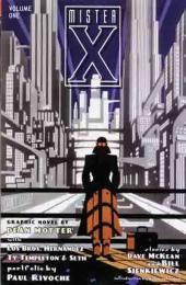 Mister X: The Definitive Collection (2004) -1TPB- The definite collection volume 1