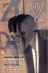 Mister X: The Definitive Collection (2004) -2TPB- The definitive collection volume 2