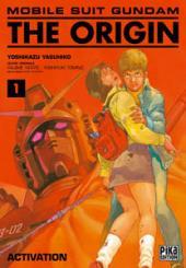 Mobile Suit Gundam - The Origin -1- Activation