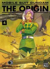 Mobile Suit Gundam - The Origin -4- Garma - 2e partie