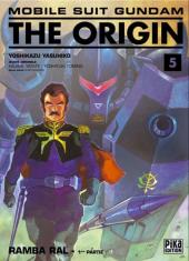 Mobile Suit Gundam - The Origin -5- Rambal Ral - 1re partie