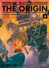 Mobile Suit Gundam - The Origin -6- Rambal Ral - 2e partie