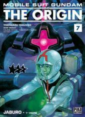 Mobile Suit Gundam - The Origin -7- Jaburo - 1re partie