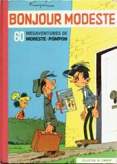 Modeste et Pompon (Franquin) -2- Bonjour Modeste