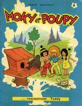 Moky et Poupy -6- Moky et Poupy rencontrent Teddy