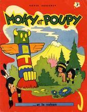 Moky et Poupy -7- Moky et Poupy et le volcan