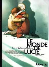 Le monde de Lucie -2- Rester en vie...