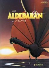 Aldébaran -2a1999- La blonde