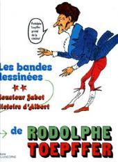 (AUT) Töpffer - Monsieur Jabot - Histoire d'Albert