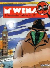 Monsieur Wens -3- L'assassin habite au 21