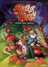 Monster Allergy -11- Le Souffle du Mugalak