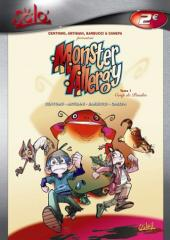 Monster Allergy -1Solo- Coup de Poudre