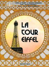 Monuments historiques en BD -4- La Tour Eiffel
