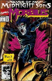 Morbius, The Living Vampire (1992) -1- Rise of the midnight sons part 3