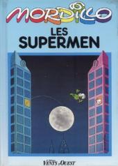(AUT) Mordillo -92- Les supermen