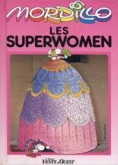 (AUT) Mordillo -103- Les superwomen