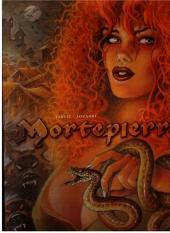 Mortepierre -INTF- Mortepierre 1-2-3 N&B avec coffret