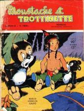 Moustache et Trottinette (Mensuel) -6- Dans l'île mystérieuse